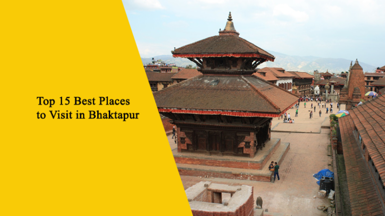 Top 15 Best Places to Visit in Bhaktapur, Nepal