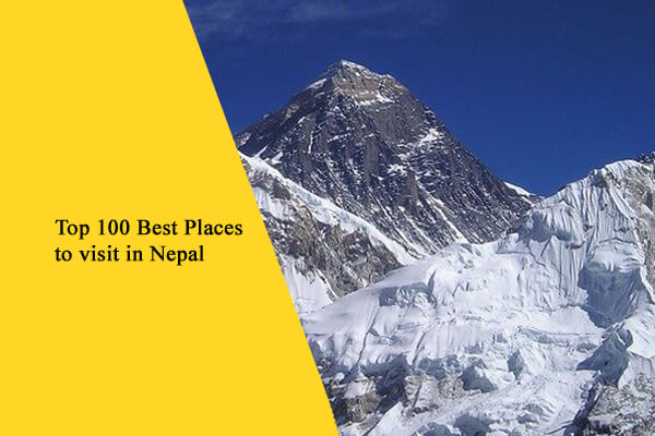 Top 100 Best Places to Visit in Nepal