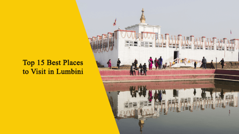 Top 15 Best Places to Visit in Lumbini, Nepal