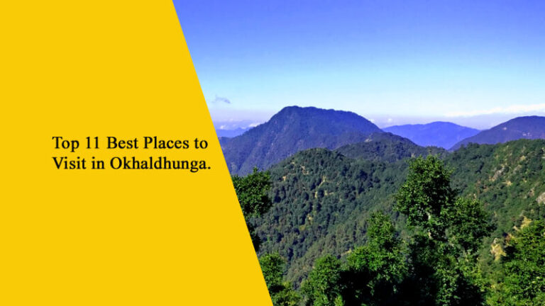 Top 11 Best Places to Visit in Okhaldhunga, Nepal