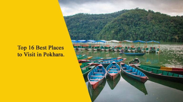 Top 16 Best Places to Visit in Pokhara, Nepal