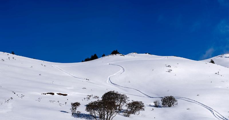 Kalinchowk during winter