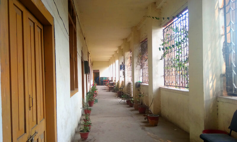 Botany department of Tri-Chandra College