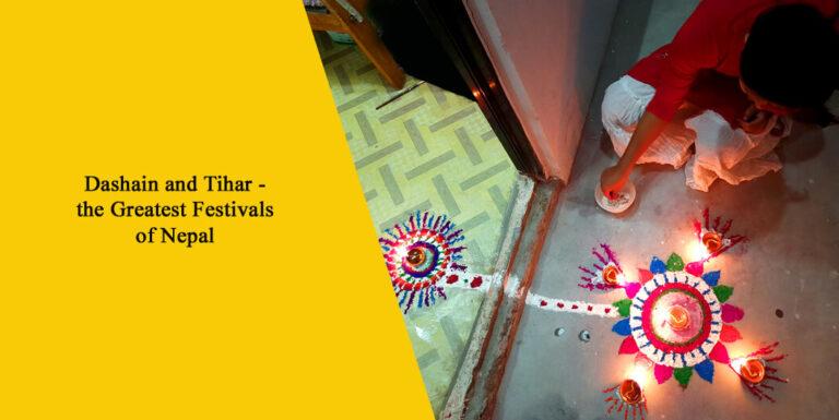 Dashain and Tihar – Major Festivals of Nepal